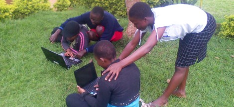 Computer distribution